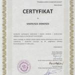 certyfikat-dachy